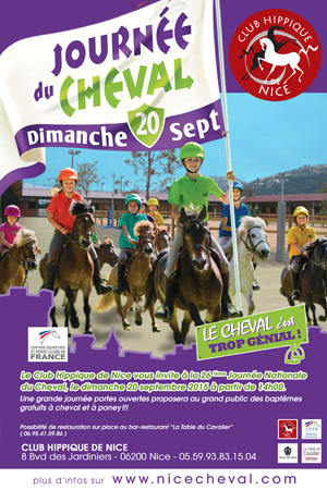 JOURNEE NATIONALE DU CHEVAL